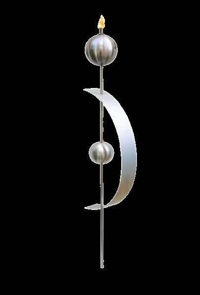 Gartenfackel - Leuchtblitz